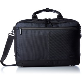 [ディバイン] ビジネスバッグ パフォーマー 1680Dナイロン(テフロン加工)×ポリカーボネート×革付属 ネイビー