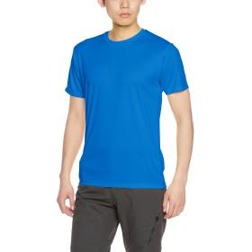 [グリマー] 半袖 3.5オンス インターロック ドライ Tシャツ [クルーネック] 00350-AIT メンズ ロイヤルブルー M (日本サイズM相当)