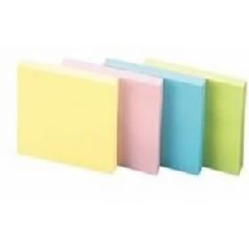 (業務用2セット) ポストイット 再生紙ノート 6541-K 混色