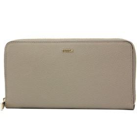 フルラ(FURLA) 長財布(ラウンドファスナー) PS52 OAS 924375 バビロン グレージュ系 [並行輸入品]