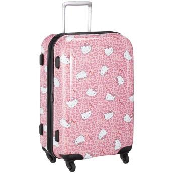 [シフレ] ハードフレームスーツケース シフレ 1年保証付 保証付 3.6L 57 cm 3.6kg TRC2041-57 レオパードピンク