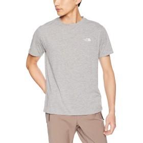 [ザ・ノース・フェイス] Tシャツ ウォーターストライダーティー メンズ ミックスグレー 日本 M (日本サイズM相当)