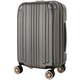 レジェンドウォーカー スーツケース ポリカーボネート 機内持込 ファスナー フレームタイプ ダブルキャスター S(ファスナー)