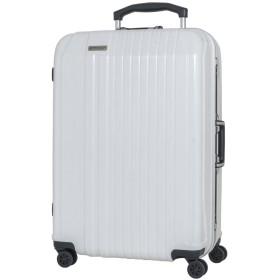[スカイナビゲーター] スーツケース SK-0740-68 保証付 95L 73 cm 5.4kg ホワイトヘアーライン