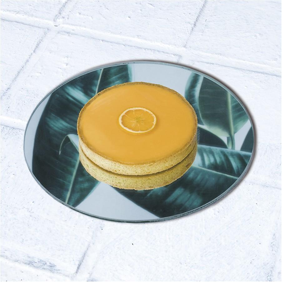 【華點】雙餡檸檬白巧克力塔 / 6吋塔系列