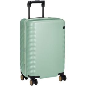 [エース] スーツケース ウォッシュボード 日本製 キャスターストッパー付 ダブルホイール 04065 機内持ち込み可 37L 50 cm 3.1kg 水浅葱グリーン