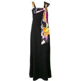 Emilio Pucci ロングドレス - ブラック