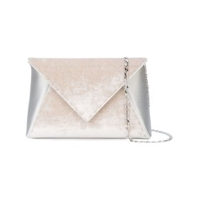 Tyler Ellis Lee Pouchet small clutch - ピンク