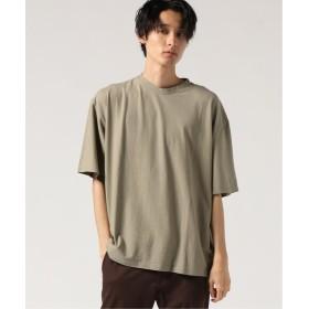JOURNAL STANDARD 60/2 ドライ Vintage Jersey Tシャツ カーキ S