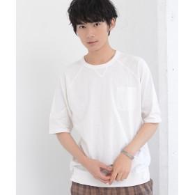【40%OFF】 コーエン ガゼットスラブハーフスリーブTシャツ メンズ WHITE S 【coen】 【セール開催中】