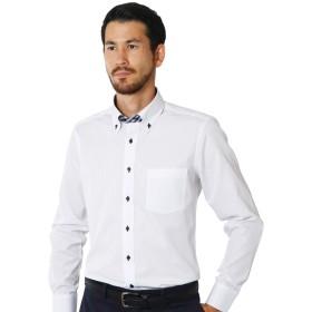 ワイシャツ 長袖 形態安定 M(80)スリム DT1305 / st-sm-80-dt1305