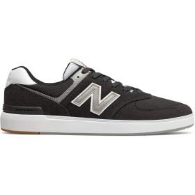[ニューバランス] 靴・シューズ メンズライフスタイル Numeric 440 Black with Grey ブラック グレー US 7.5 (25.5cm) [並行輸入品]