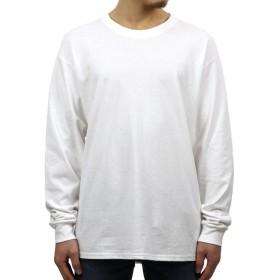 [Champion(チャンピオン)] 長袖Tシャツ T2229 S ホワイト
