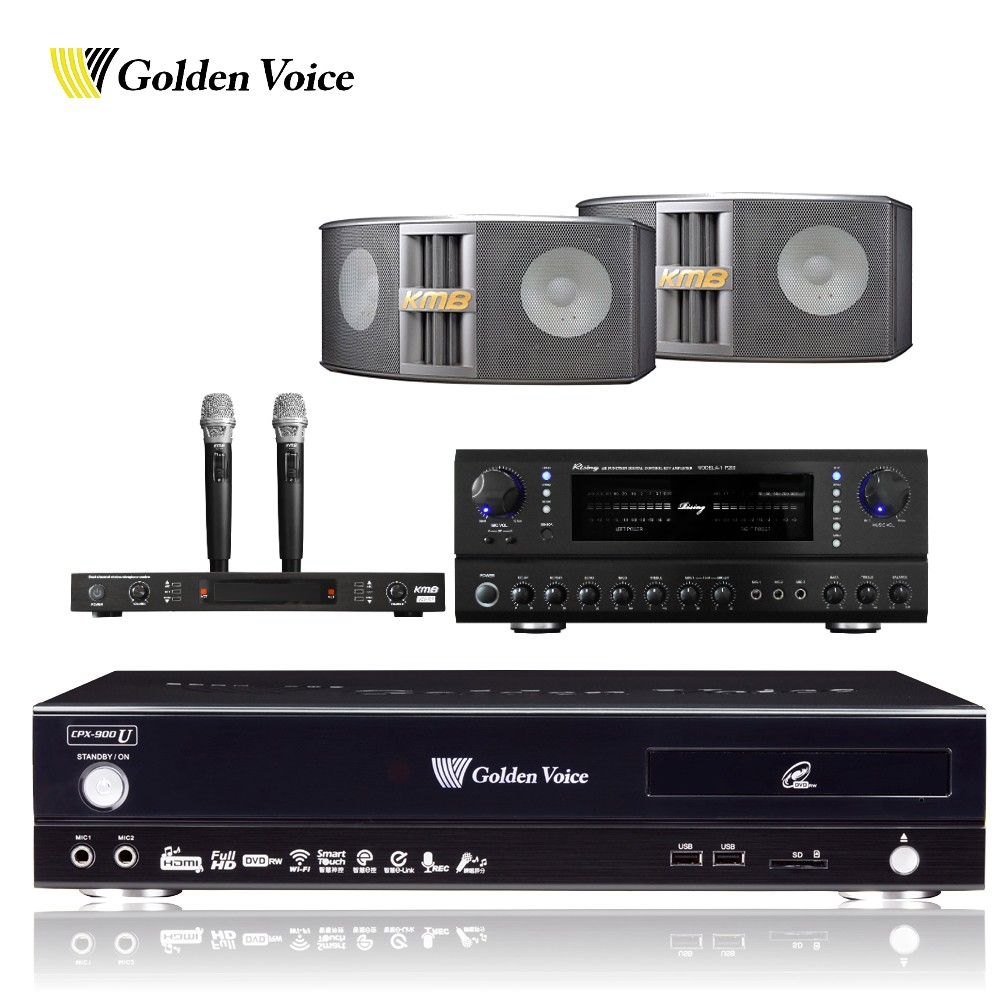 GoldenVoice 金嗓電腦 CPX-900U 卡拉OK組 點歌機 伴唱機 金嗓 卡拉OK 晶鑽首選