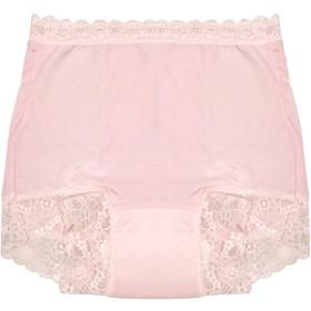 アスナロ(肌着・下着) 安心ショーツ 女性 大人 婦人 3重構造 消臭抗菌 軽失禁用 尿漏れL ピンク
