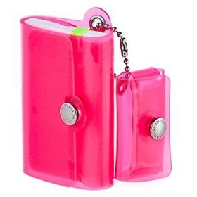 SALLIES Pocket Pal ポケットパル ミニマルウォレット ピンク [HD2978]