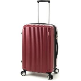 BERMAS PRESTIGE II バーマス プレステージ2 4輪 スーツケース ハードキャリー ファスナータイプ 49L TSAロック付 ワイン 60253-WN