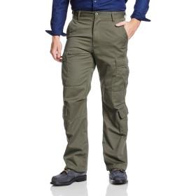 Rothco ロスコ 8ポケットパラトゥルーパーカーゴパンツ オリーブドラブ US-Sサイズ