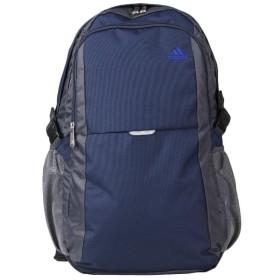 カバンのセレクション アディダス リュック 27L B4 adidas 47837 チェストベルト付き スクールバッグ 大容量 ユニセックス ネイビー フリー 【Bag & Luggage SELECTION】