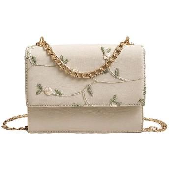 洋子ちゃん バック 小さな 方形 バッグ ファッション 花柄 可愛い 斜めがけ お出かけ バック 女の子 おもしろい 斜めがけ ポシェット 女の子 お財布 レディース 19×5×14cm