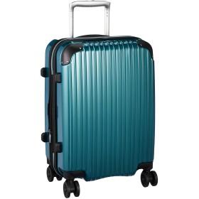 [シフレ] ハードジッパースーツケース 機内持込 Sサイズ 拡張 保証付 43L 48 cm 3.2kg メタリックグリーン