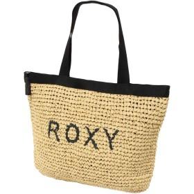 【ROXY ロキシー】 刺繍 トートバッグ HEARD THAT SOUND 【ERJBT03126 KVJ0 F】