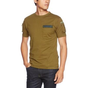[アビレックス] Tシャツ 6123036 メンズ 75 日本 M-(日本サイズM相当)