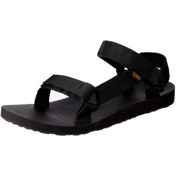 Teva Women's Original Universal Black Polyester Athletic Sandal - 9M