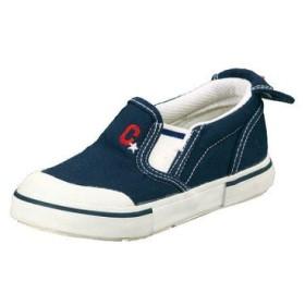 [ムーンスター] スニーカー (CR ST14) キャロット 子供靴 15.5cm ホワイト