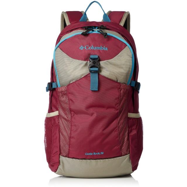 [コロンビア] Castle Rock 20L Backpack II PU8185-623 Pomegranate