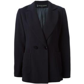 Jean Louis Scherrer Pre-Owned ロングスカートスーツ - ブルー