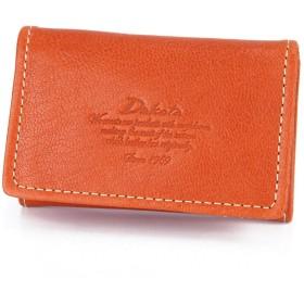 [ダコタ] Dakota 名刺入れ 0035095 モデルノシリーズ オレンジ DA-35095-34