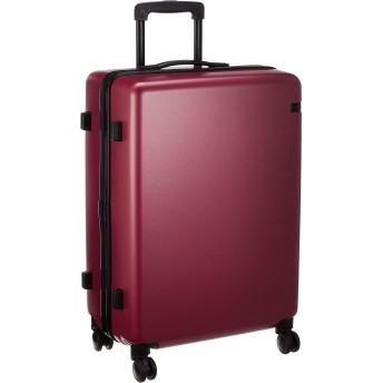 [エース] スーツケース コーナーストーンZ 双輪キャスター 06233 74L 60 cm 4.1kg レッド