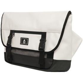 [エービーロード]ABROAD Smart Messenger Bag、メッセンジャー学生バック、新学期のカバン、トートバック (ホワイト) [並行輸入品]