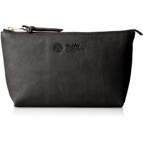 [スロウ] ポーチ rubonoo pouch M ブラック