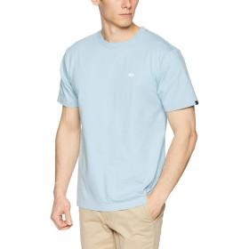 [アルファ インダストリーズ] Tシャツ 【公式】半袖 バックプリント ロゴTシャツ メンズ TC1345-05 SKY BLUE 日本 M (日本サイズM相当)