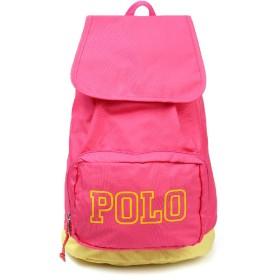(ポロ ラルフローレン) POLO RALPH LAUREN リュックサック Banner Stripe 2 Backpack ピンク 950324A