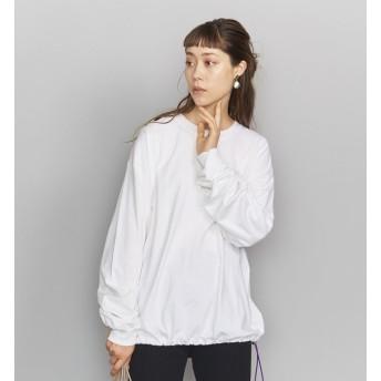 【ビューティアンドユース ユナイテッドアローズ/BEAUTY&YOUTH UNITED ARROWS】 <VOTE MAKE NEW CLOTHES>ドローコードロングスリーブTシャツ