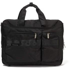 アメリカンツーリスター ビジネスバッグ ブリーフケース [QUANTICO クアンティコ・BRIEF CASE M・DD509001] 33cm ブラック