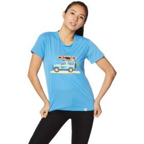 [カリマー] Tシャツ illustration T vol1 レディース Blue 日本 S (日本サイズS相当)