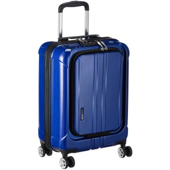 ACTUS アクタス スーツケース ジッパー フロントオープン ポライト 35L 機内持ち込み可 74-2034