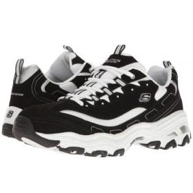 [スケッチャーズ] メンズ 男性用 シューズ 靴 スニーカー 運動靴 D'Lites - Black/White 9 D - Medium 並行輸入品 [並行輸入品]