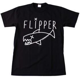 (ファーストライン)FIRST-LINE (W) ニルヴァーナ/ニルバーナ NIRVANA 28 BLK S/S 半袖 Tシャツ メンズ レディース M ブラック(KURT COBAIN カートコバーン/FLIPPER フリッパー)