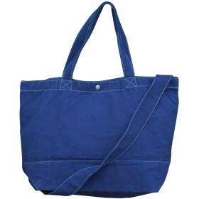 [工房壱] 琉球藍染めキャンバス2WAYバッグ