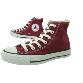 [コンバース] 1C988 1C032 CANVAS ALL STAR HI 23.5cm(US4.5) MAROON(1C032)