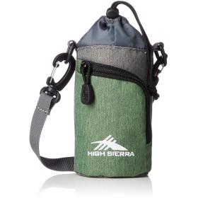 [ハイシェラ] ポーチ 公式 ボトルホルダー グリーン One Size