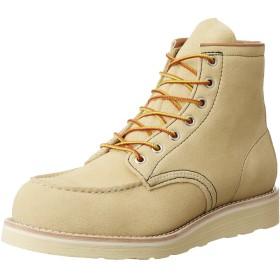 [ビーシーアール] ブーツ、 ワークブーツ 12302833 BEIGE ベージュ 26