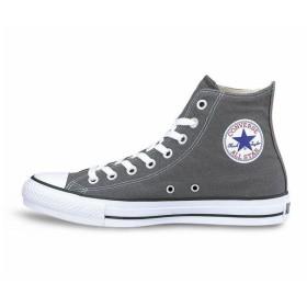 [コンバース] LADYS CANVAS ALL STAR HI キャンパス オール スター ハイ CHRCOAL 32066761 24.0cm(US5.0)