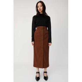 [マウジー] スカート CORSET LONG スカート 010CSH30-1450 M ブラウン レディース