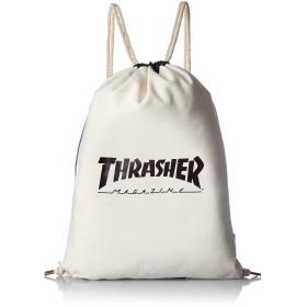 [スラッシャー] スラッシャー/THRASHER リュック A4収納 人気 おしゃれ アイボリーマグロゴ